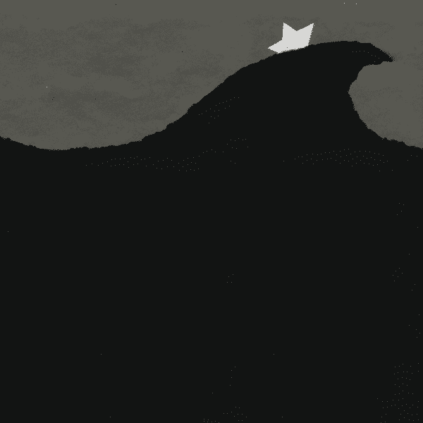 Bateau sur l'eau